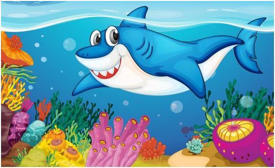 Scuola dell 39 infanzia maria immacolata monteortone di for Disegni pesciolino arcobaleno