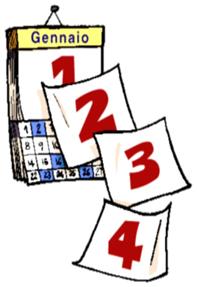 Calendario Festività 2012-2013